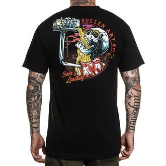 Maglietta da uomo SULLEN - BEER AND LOATHING, SULLEN