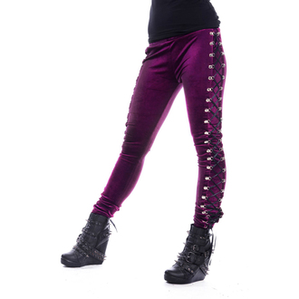 leggings CHEMICAL BLACK - BEETLE - Viola, CHEMICAL BLACK