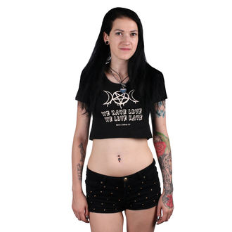 t-shirt donna - Irrensposible hate - BELIAL, BELIAL