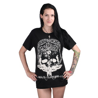 t-shirt unisex - Moth of Death - BELIAL, BELIAL