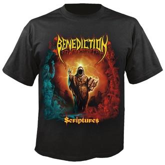 Maglietta da uomo BENEDICTION - Scriptures - NUCLEAR BLAST, NUCLEAR BLAST, Benediction
