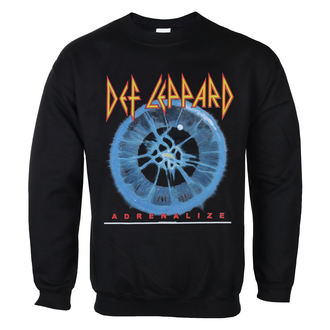 felpa senza cappuccio uomo Def Leppard - Adrenalize - LOW FREQUENCY, LOW FREQUENCY, Def Leppard