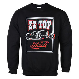 felpa senza cappuccio uomo ZZ-Top - Thrill - LOW FREQUENCY, LOW FREQUENCY, ZZ-Top