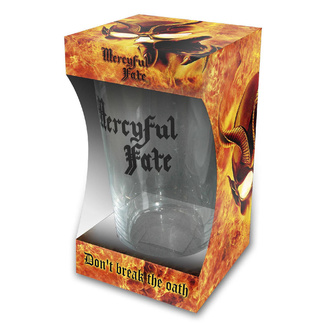 Bicchiere Mercyful Fate - Don't Break The Oath - RAZAMATAZ, RAZAMATAZ, Mercyful Fate