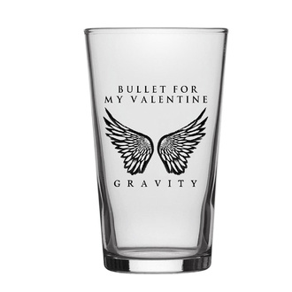 Bicchiere Bullet For My Valentine - Gravity - RAZAMATAZ, RAZAMATAZ, Bullet For my Valentine