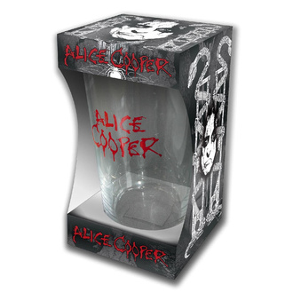 Bicchiere Alice Cooper - Logo - RAZAMATAZ, RAZAMATAZ, Alice Cooper