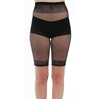 Pantaloncini donne (collant) PAMELA MANN - Fishnet Cycling - Nero, PAMELA MANN