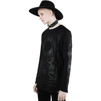 Maglietta unisex a maniche lunghe (top) KILLSTAR - Black Sun, KILLSTAR