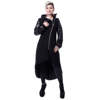 cappotto da donna HEARTLESS - BLACK LIGHT - NERO, HEARTLESS