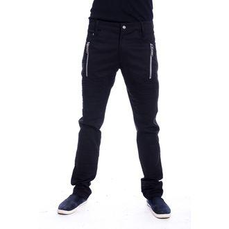 pantaloni Vixxsin - BLAINE - NERO, VIXXSIN