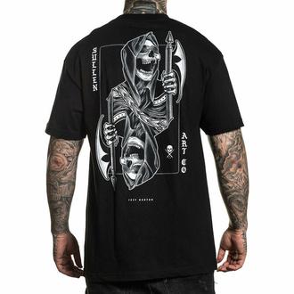 t-shirt hardcore uomo - BLAQ JACK - SULLEN, SULLEN