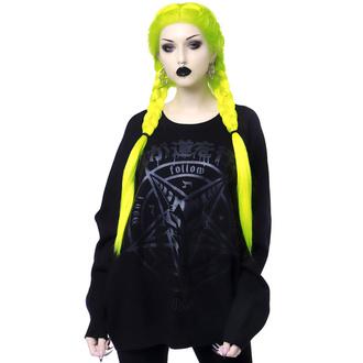 Maglione da donna KILLSTAR - Blazed Out Batwing, KILLSTAR