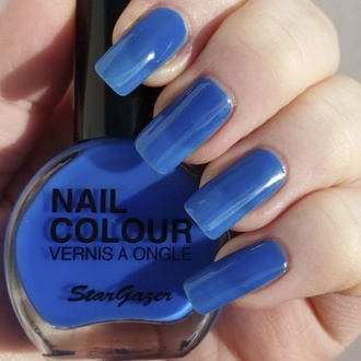 Smalto STAR GAZER - Neon Blue, STAR GAZER
