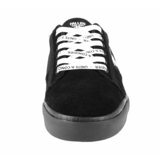 Scarpe da uomo FALLEN - omber - Black / Black Unite - FMJ1ZA09 BLACK-BLACK UNIT