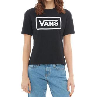 t-shirt street donna - WM BOOM BOOM BOXY - VANS, VANS
