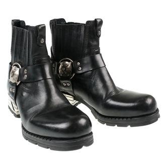 stivali in pelle uomo - MR007-S1 - NEW ROCK, NEW ROCK