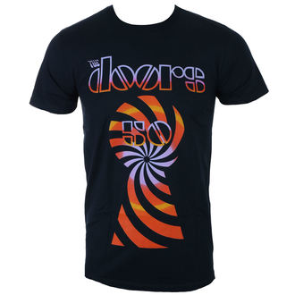 t-shirt metal uomo Doors - 50TH - BRAVADO, BRAVADO, Doors