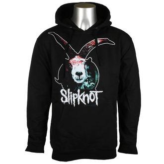 felpa con capuccio uomo Slipknot - BLACK - BRAVADO, BRAVADO, Slipknot