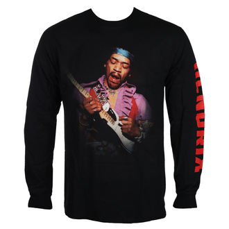 t-shirt metal uomo Jimi Hendrix - AUTHENTIC WAIKIKI BLK - BRAVADO, BRAVADO, Jimi Hendrix