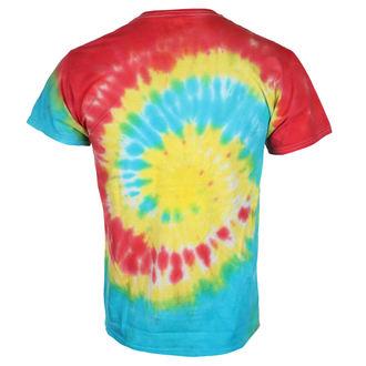 t-shirt metal uomo Jimi Hendrix - RAINBOW SPIRAL - BRAVADO, BRAVADO, Jimi Hendrix
