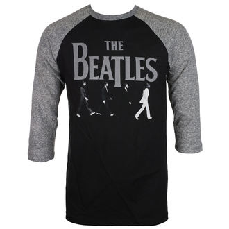 t-shirt metal uomo Beatles - ABBEY - BRAVADO, BRAVADO, Beatles