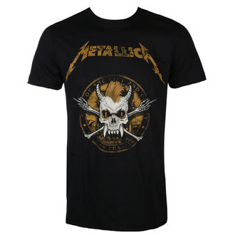 t-shirt metal uomo Metallica - Scary Guy Seal Black - NNM, NNM, Metallica