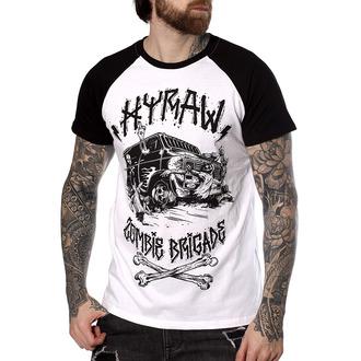 t-shirt hardcore uomo - BULDOZER - HYRAW, HYRAW