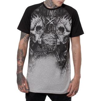 t-shirt hardcore uomo - CIMETERY - HYRAW, HYRAW