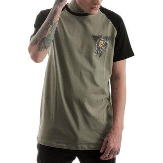 t-shirt hardcore uomo - RATS TRAP - HYRAW, HYRAW