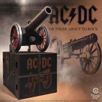 Decorazione AC/DC - For Those About to Rock - KNUCKLEBONZ, KNUCKLEBONZ, AC-DC