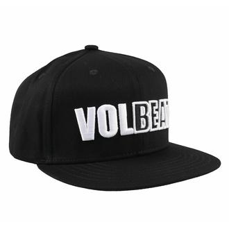 Cap Volbeat - Logo - ROCK OFF, ROCK OFF, Volbeat