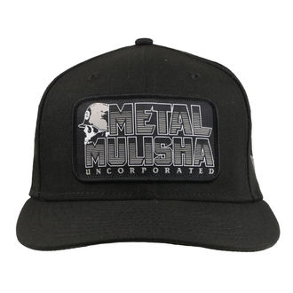 berretto METAL MULISHA - JAIL BREAK BLK, METAL MULISHA