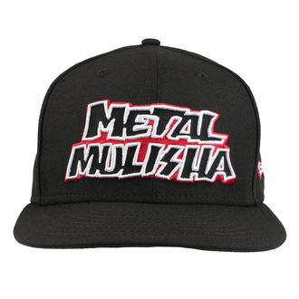 berretto METAL MULISHA - STICK UP BLK, METAL MULISHA
