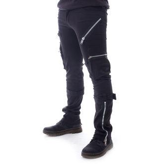 pantaloni VIXXSIN - CARSTEN - NERO, VIXXSIN