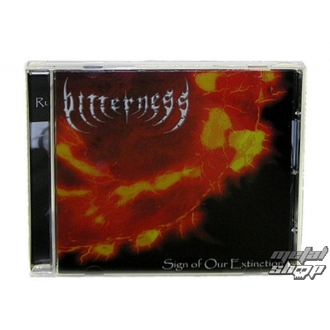 CD Bitterness 'Sign of Nostro Estinzione 1', Bitterness