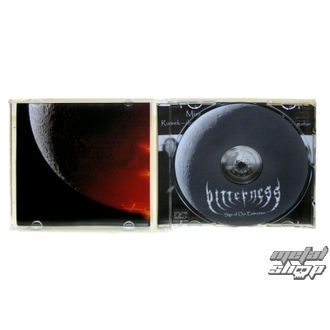 CD Bitterness 'Sign of Nostro Estinzione 1', NNM, Bitterness