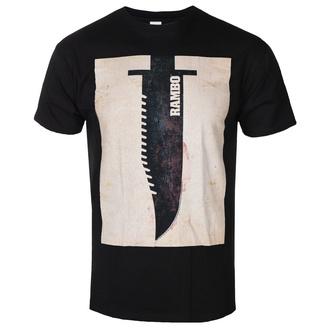 t-shirt film uomo Rambo - Knife - AMERICAN CLASSICS, AMERICAN CLASSICS, Rambo