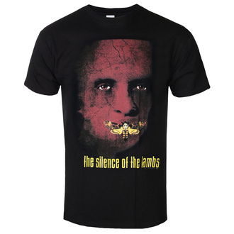 t-shirt film uomo The Silence of the Lambs - Poster - AMERICAN CLASSICS, AMERICAN CLASSICS, Il silenzio degli innocenti