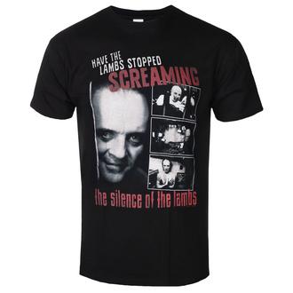 t-shirt film uomo The Silence of the Lambs - Screaming - AMERICAN CLASSICS, AMERICAN CLASSICS, Il silenzio degli innocenti