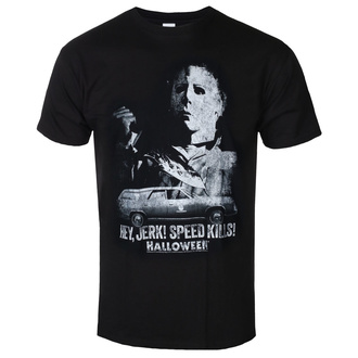 t-shirt film uomo Halloween - Speed Kills - AMERICAN CLASSICS, AMERICAN CLASSICS, Halloween