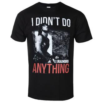 t-shirt film uomo Rambo - Do 2 - AMERICAN CLASSICS, AMERICAN CLASSICS, Rambo