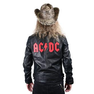 giacca di pelle AC-DC - LNTC BLACK -, AC-DC