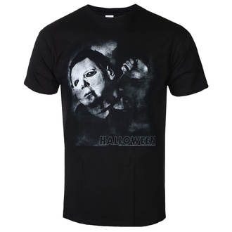t-shirt film uomo Halloween - Needle Cracked Logo - AMERICAN CLASSICS, AMERICAN CLASSICS, Halloween