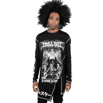 Maglietta a maniche lunghe unisex KILLSTAR - Chill Out Drape - Nero, KILLSTAR