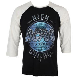 t-shirt metal uomo AC-DC - HIGH VOLTAGE - LIVE NATION, LIVE NATION, AC-DC