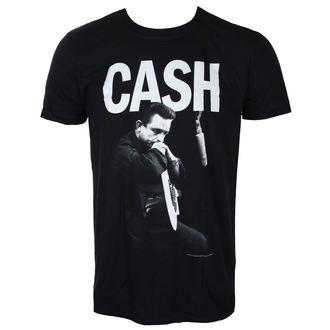 t-shirt metal uomo Johnny Cash - STUDIO - LIVE NATION, LIVE NATION, Johnny Cash