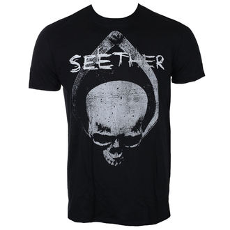 t-shirt metal uomo Seether - SKULL - LIVE NATION, LIVE NATION, Seether