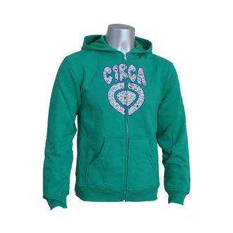 felpa con capuccio bambino - Dings Icon Fleece - CIRCA, CIRCA