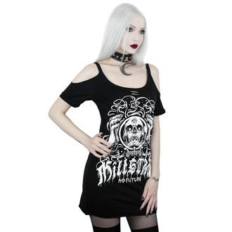 T-Shirt donna - Clairvoyant Distressed - KILLSTAR - KSRA001839