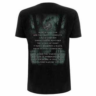 Maglietta da uomo Cradle Of Filth - Dusk And Her Embrace - Gildan Heavy - Nero, NNM, Cradle of Filth